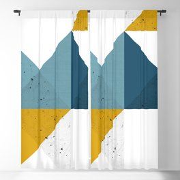 Modern Geometric 19 Blackout Curtain