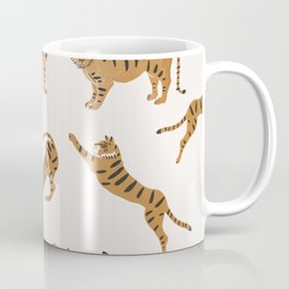 Tiger Print Coffee Mug