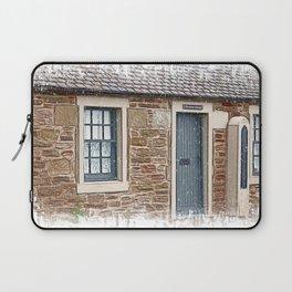 Barometer Cottage Laptop Sleeve