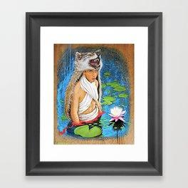 """Purfication"" Framed Art Print"