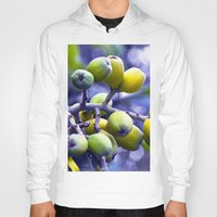 fruits Hoodies featuring SICILIAN FRUITS by CAPTAINSILVA