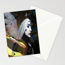 Saint Dymphna Reborn Stationery Cards