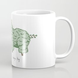 Hedgehog vs. Hedge Hog Coffee Mug