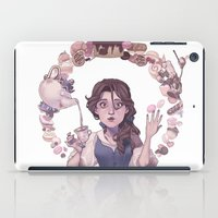 macaroon iPad Cases featuring Enchanting  by Lettie Bug