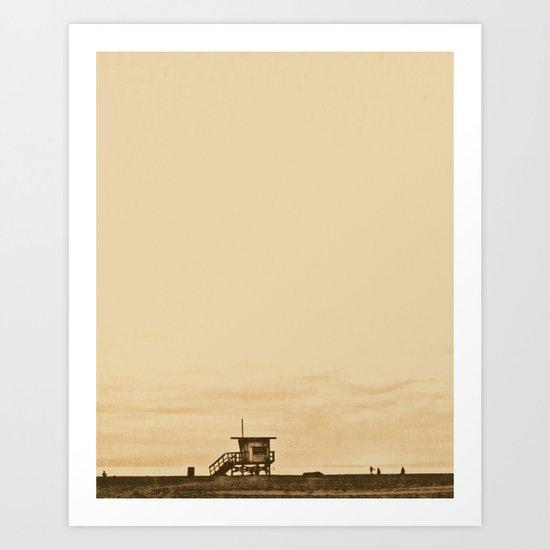Dawn to Dusk Art Print