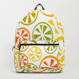 Citrus slices Backpack