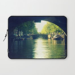 Early Hour Amsterdam. Laptop Sleeve