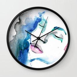 Angelina Two Wall Clock