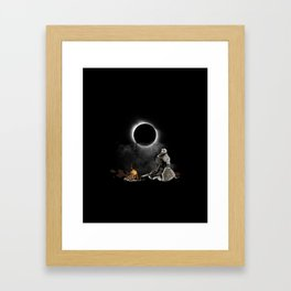 A Safe Place Framed Art Print