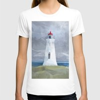 lighthouse T-shirts featuring Lighthouse by EtOfficina