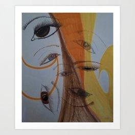 See Me Art Print