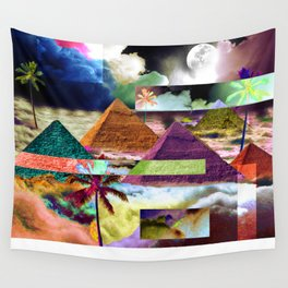 Egyptian Madness  Wall Tapestry