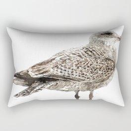 Brighton gull Rectangular Pillow