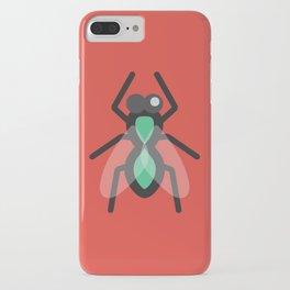 No Flies On Me iPhone Case