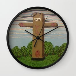 One… for All Wall Clock