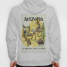 Vintage poster - Arizona Hoody
