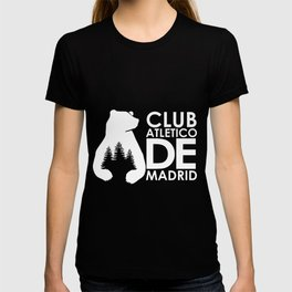 Slogan Atletico Madrid T-shirt