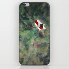 Rocket Ship iPhone Skin
