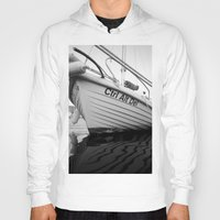 boat Hoodies featuring boat by habish