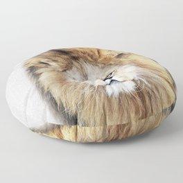 Lion 2 - Colorful Floor Pillow