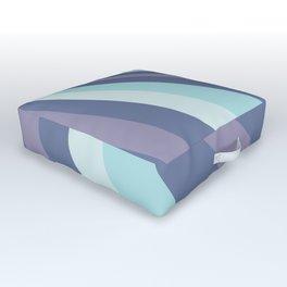 Toothpaste Outdoor Floor Cushion