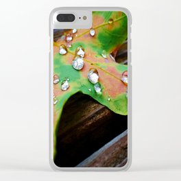 Droplet Clear iPhone Case