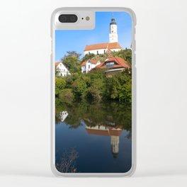 St. Martinus Church in swabia Clear iPhone Case