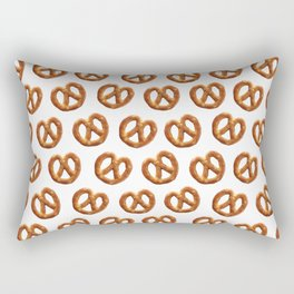 PRETZEL TIME! Rectangular Pillow