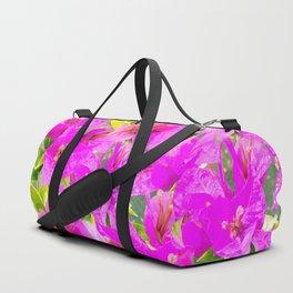 Bougainvillea Duffle Bag