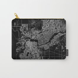 sacramento map Carry-All Pouch