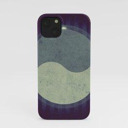 Iapetus - Yin Yang Terrain  iPhone Case