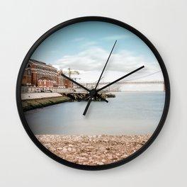 factory Wall Clock
