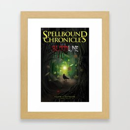 Spellbound Chronicles - Bloodline Framed Art Print