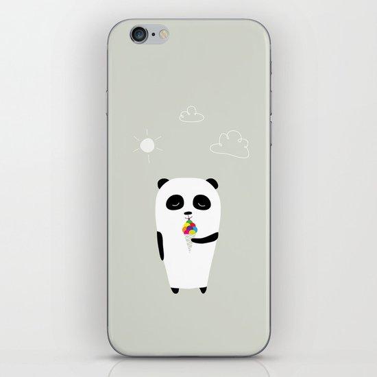 The Happy Ice Cream iPhone & iPod Skin