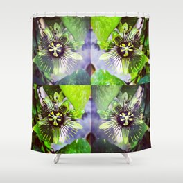 Foursome Shower Curtain