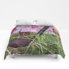 Regency Era Zombie Hunter Comforters