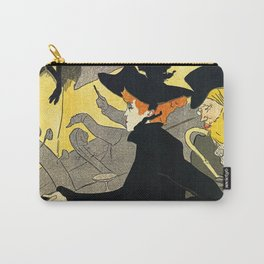 Toulouse Lautrec Divan Japonais music hall Carry-All Pouch