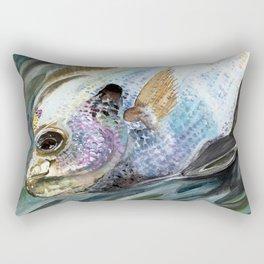 """""""Bluegill"""" Rectangular Pillow"""