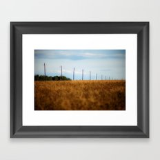 Perspective 4956 Framed Art Print