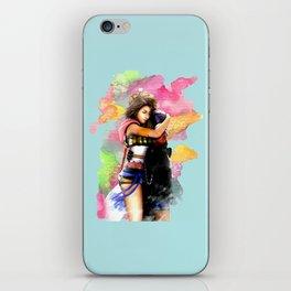 YUNA & TIDUS - FFX iPhone Skin