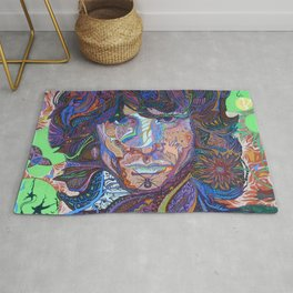 Into the Doors of Perception Rug