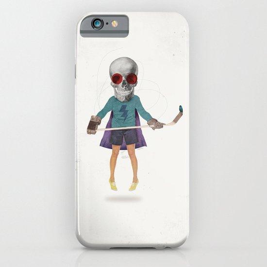 Superhero #9 iPhone & iPod Case