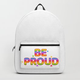 Be Proud! Backpack