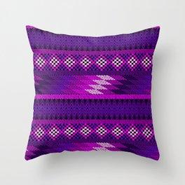 San Antonio Aguas Calientes Throw Pillow
