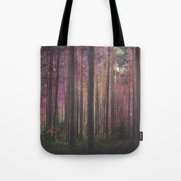 COSMIC FOREST UNIVERSE Tote Bag