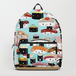 I REALLY LOVE SUSHI Backpack
