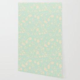 Forest Pattern Wallpaper