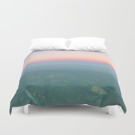 The Escape Clause (Horizontal) Duvet Cover