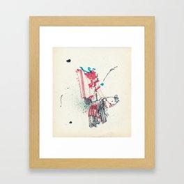 Sagitta Framed Art Print