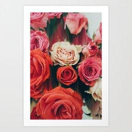 Beauty is Fleeting Art Print